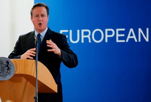 """Pré-accord Londres-UE sur un """"frein d'urgence"""""""