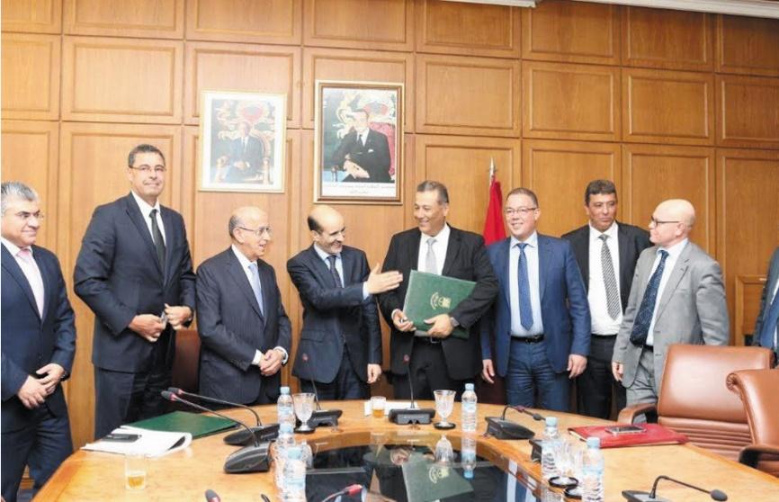 Prêt du FADES au Maroc pour le financement des PME
