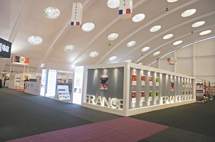 La France prend part au Salon international de l'édition et du livre de Casablanca