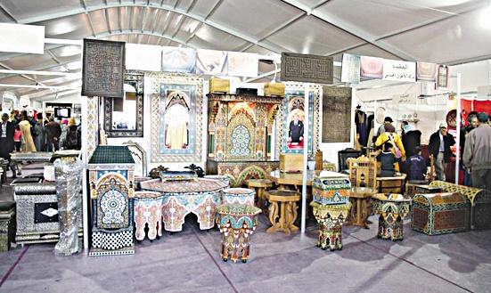 L'artisanat marocain dans toute sa splendeur au Salon professionnel New York Now