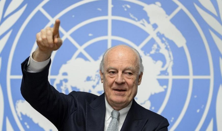 L'ONU tente de sauver les pourparlers sur la Syrie