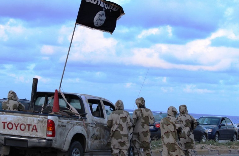 Syrte, du fief d'un dictateur au sanctuaire jihadiste