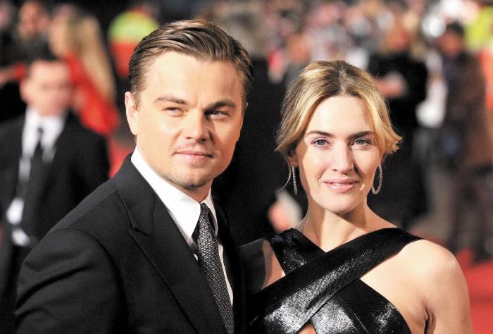 Leonardo DiCaprio et Kate Winslet, une amitié insubmersible