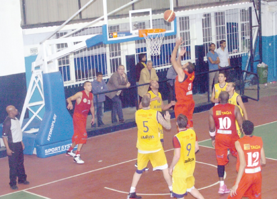 Une grosse mascarade domine l'entame du championnat national de basketball