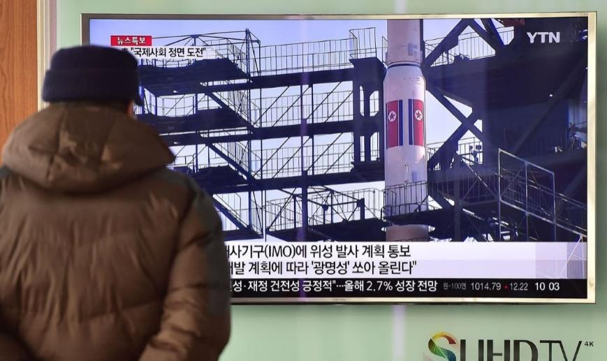 La Corée du Nord tire une fusée malgré les avertissements de Washington et Séoul