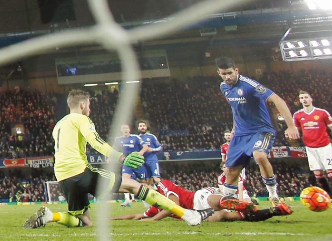 Le choc entre les Blues et United débouche sur un nul