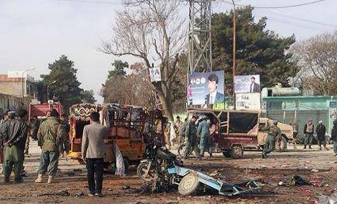 Attentat suicide dans le nord afghan
