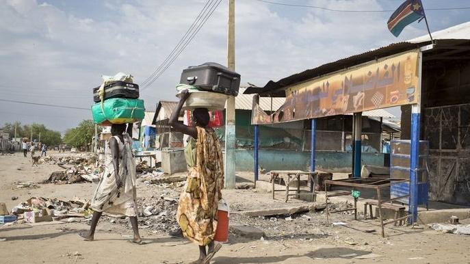 """Situation """"désespérée"""" des civils fuyant les combats au Darfour"""