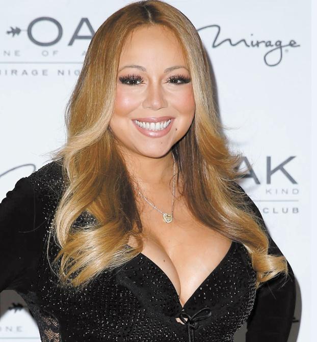 Les drôles exigences des stars en tournée : Mariah Carey