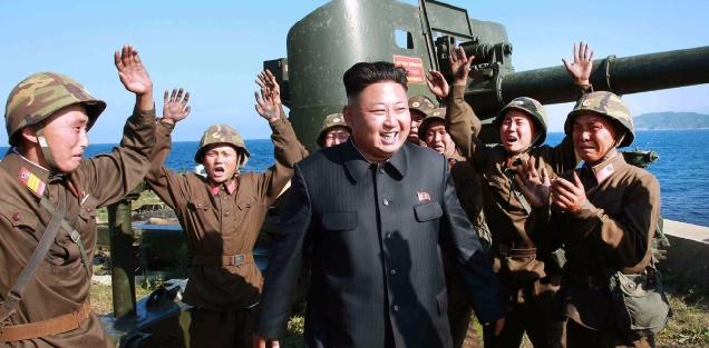 La fusée tirée par la Corée du Nord semble plus puissante que la précédente