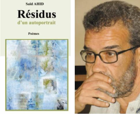 Le poète Said Ahid signe un nouveau recueil