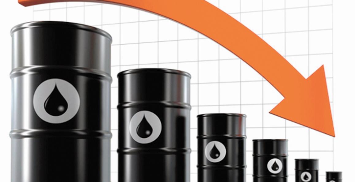Le pétrole toujours sur la pente descendante