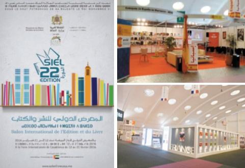 Casablanca à l'heure de son 22ème Salon international de l'édition et du livre