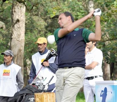 Un podium pour El Hassani sur le Pro Golf Tour