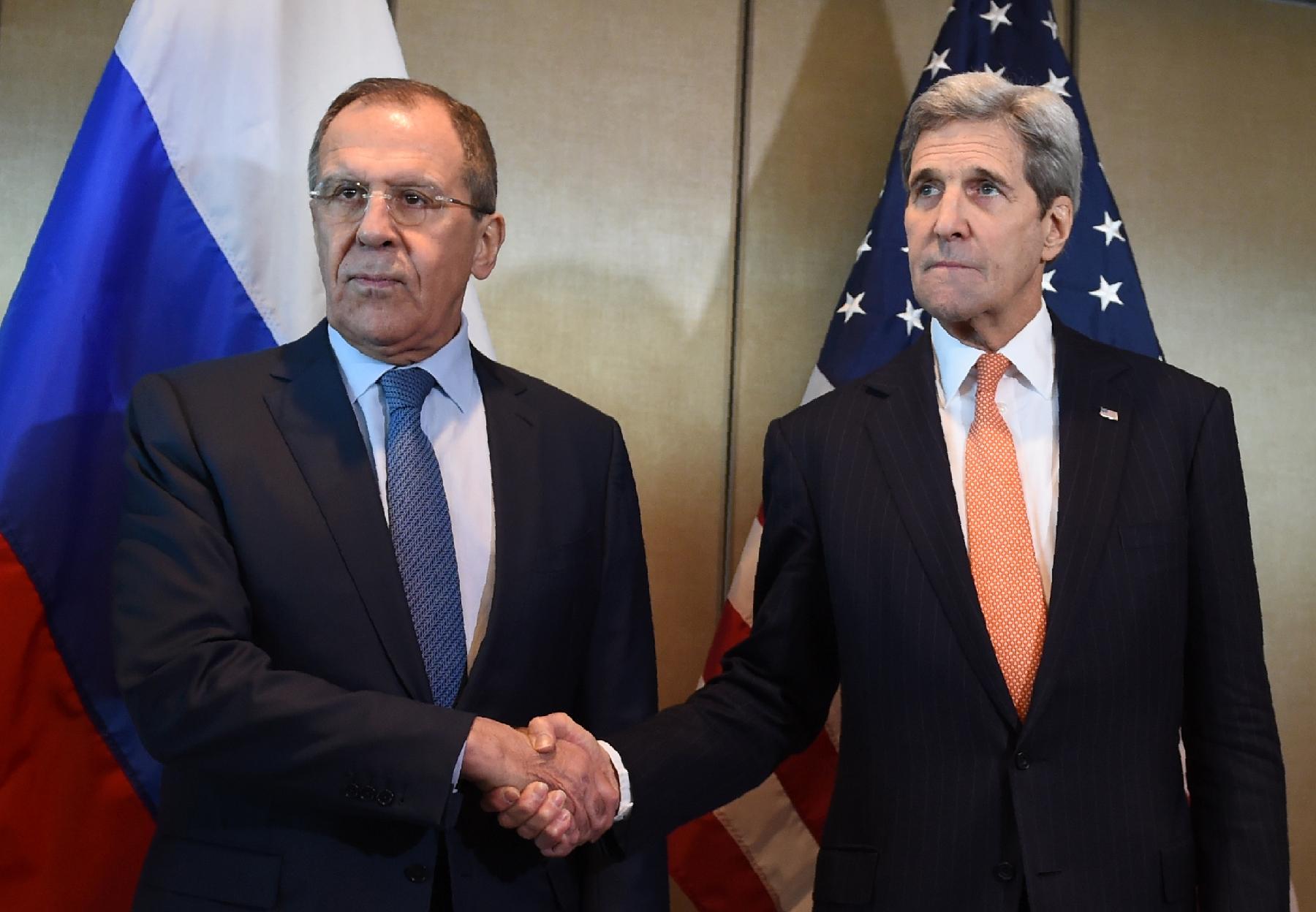 Washington et Moscou d'accord sur une cessation des hostilités en Syrie