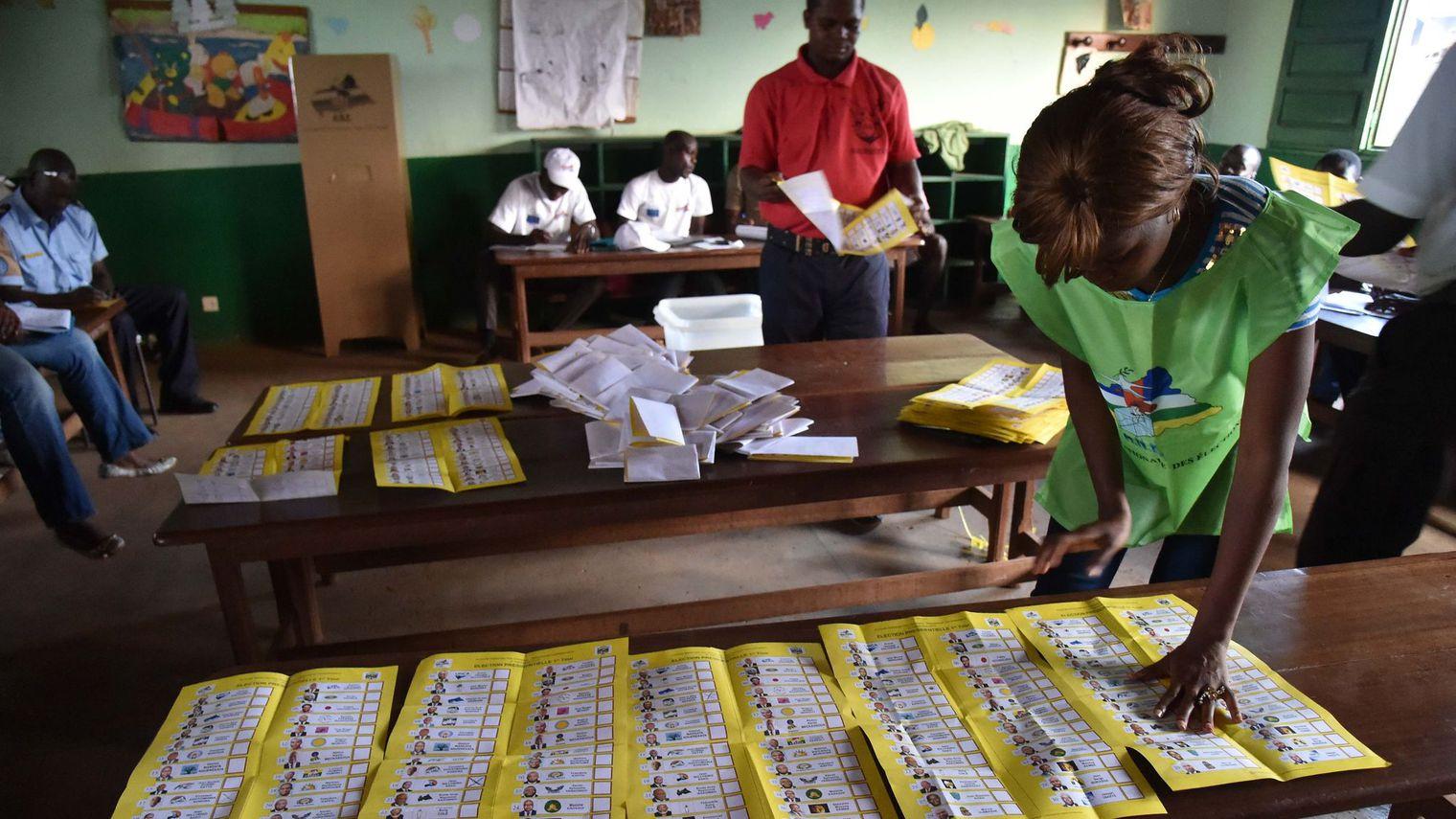 Un second tour de la  présidentielle en Centrafrique pour sortir de la crise