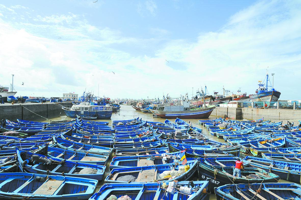 Vers l'extension du port d'Essaouira pour un coût de 127,5 MDHS