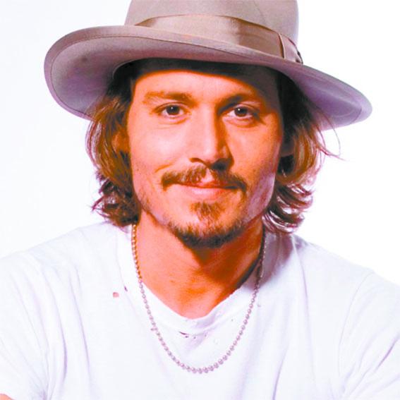 Johnny Depp joue Donald Trump