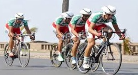 Casablanca à l'heure des Championnats d'Afrique de cyclisme
