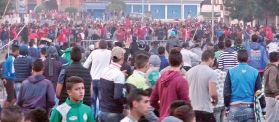 FRMF et MJS conjuguent leurs efforts pour lutter contre le hooliganisme