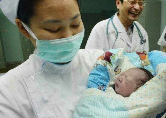 Insolite : Bébé miraculé