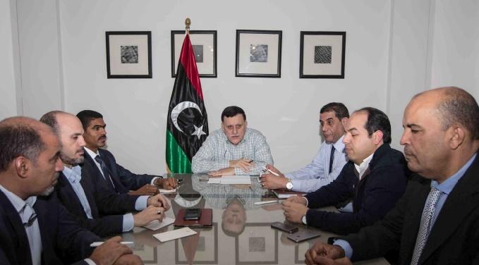Un gouvernement d'union a été formé en Libye
