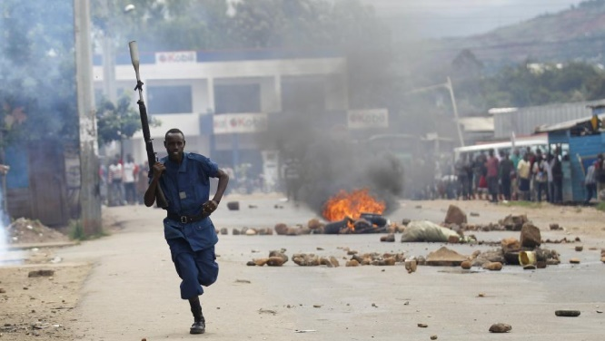Une série d'attaques à la grenade à Bujumbura