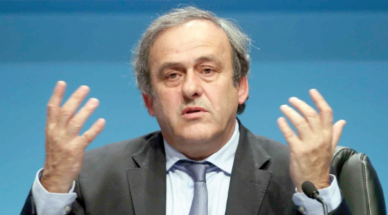 Platini a contesté devant la commission de recours de la FIFA «l'injustice» de sa suspension