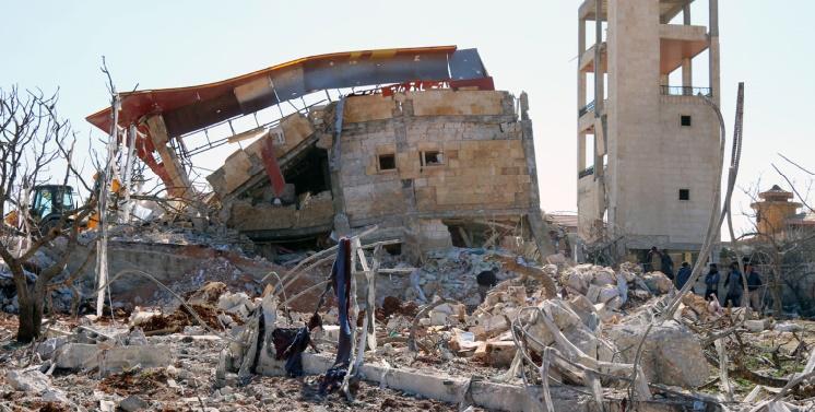 L'espoir d'une trêve s'éloigne en Syrie