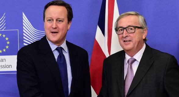 Pas de percée pour Cameron dans les négociations marathon du ''Brexit''