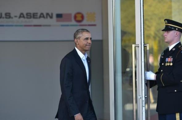 Obama accueille l'Asie du sud-est en Californie