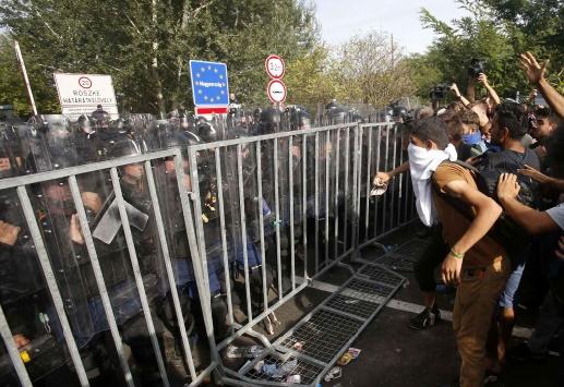 Le camp des durs donne de la voix avant le sommet UE sur la crise des migrants