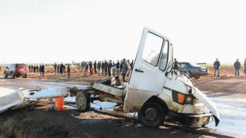 Accident mortel près d'El Aroui