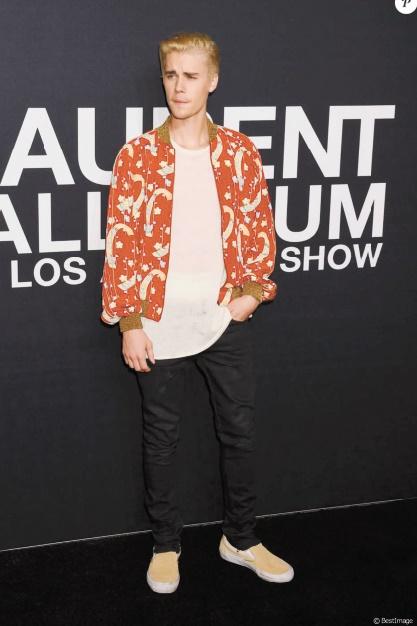 Les drôles exigences des stars en tournée : Justin Bieber
