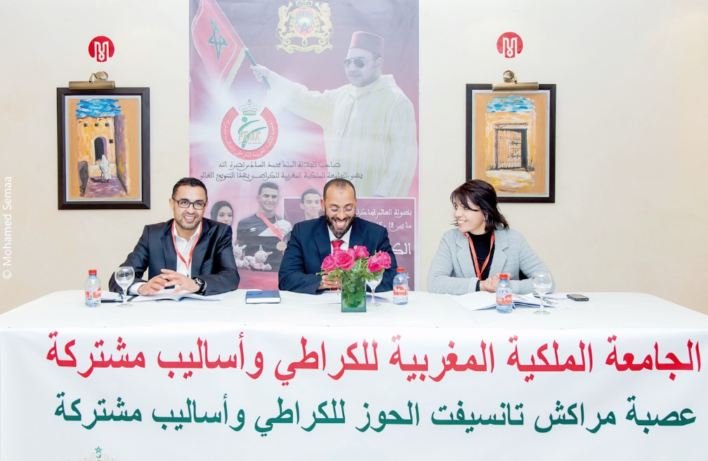 Un plateau relevé pour l'Open international de karaté de Marrakech