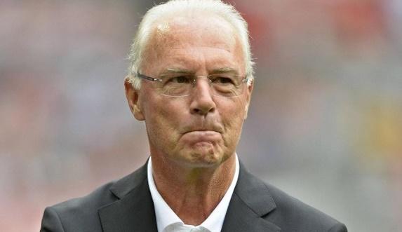 Avertissement et amende pour Beckenbauer