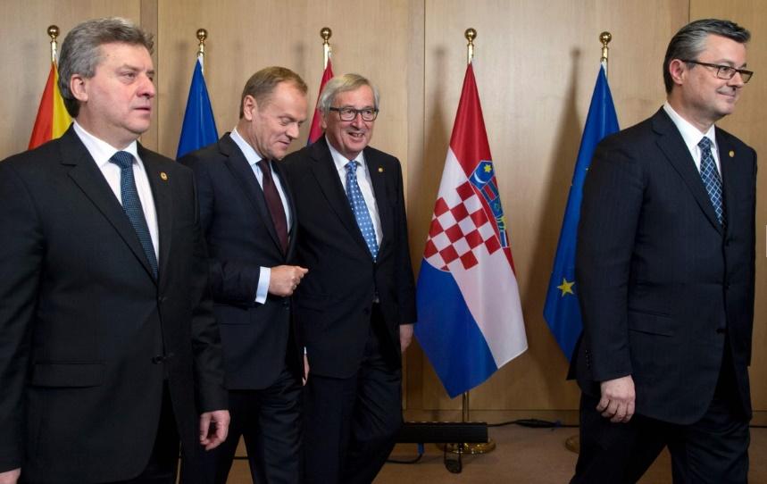 L'UE va tenter d'arracher un compromis pour empêcher un Brexit
