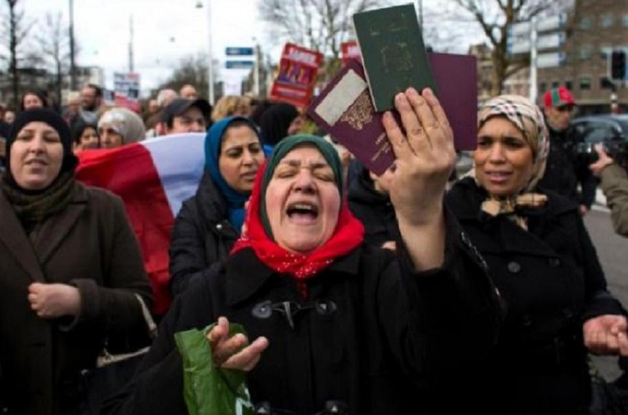 Les MRE des Pays-Bas victimes d'une grave transgression