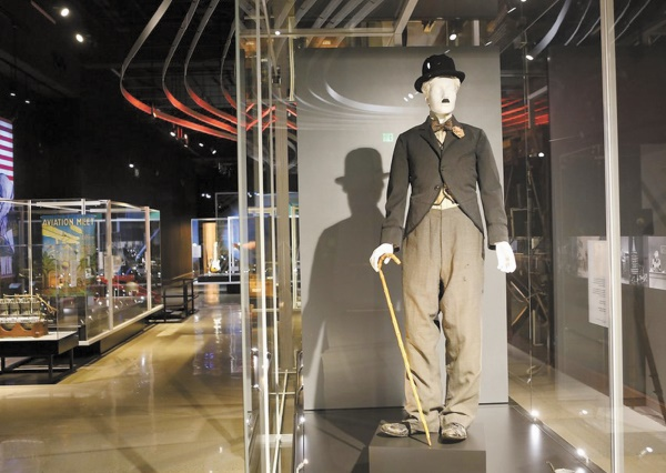 Un musée à la gloire de Charlie Chaplin