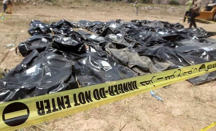 L'Irak condamne à mort 40 personnes impliquées dans un massacre de l'EI