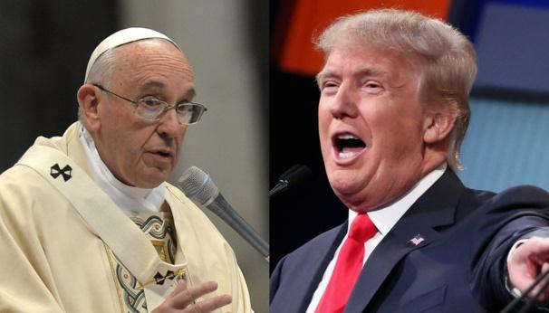 Donald Trump souffle le chaud et le froid sur le pape
