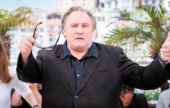 Gérard Depardieu fait son show à Fès