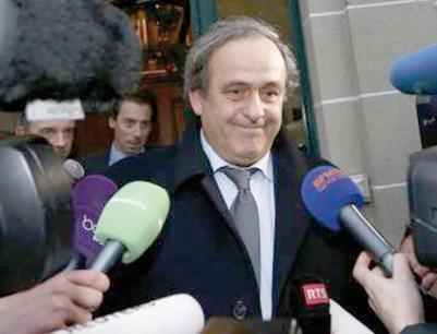Avocat de Platini: Les faits sont têtus, il s'agit d'un contrat oral