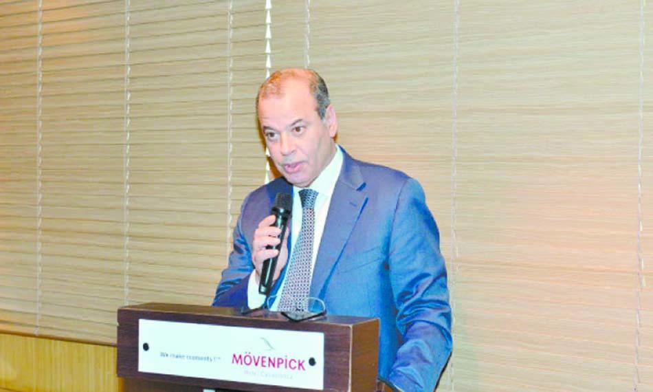"""Omar Faraj:""""La mission de contrôle  exercée par les services des impôts doit  être perçue comme une tâche ordinaire"""""""