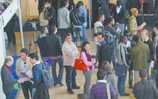 Le rôle des jeunes dans le développement exposé à Marrakech