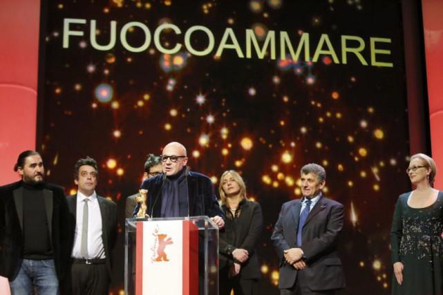 La Berlinale récompense un documentaire sur les réfugiés en pleine crise migratoire