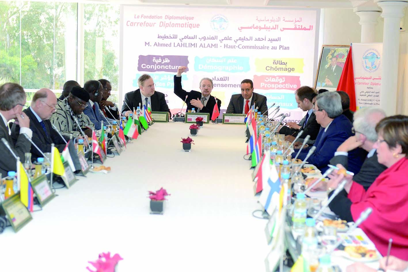 L'avenir du Marocen débatà Rabat