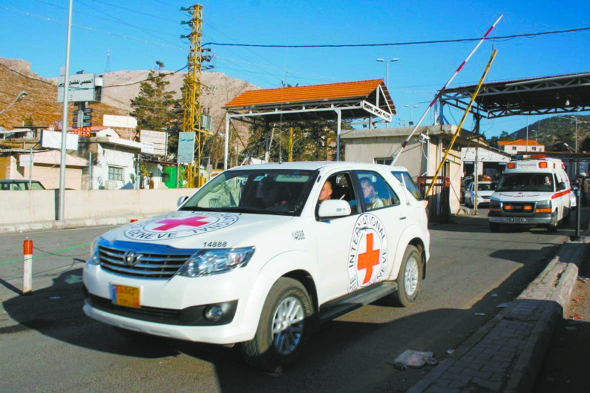 Libération de cinq employés de la Croix Rouge en Afghanistan