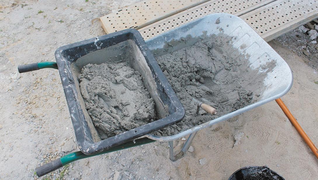 Consommation de ciment et crédits à l'habitat en hausse