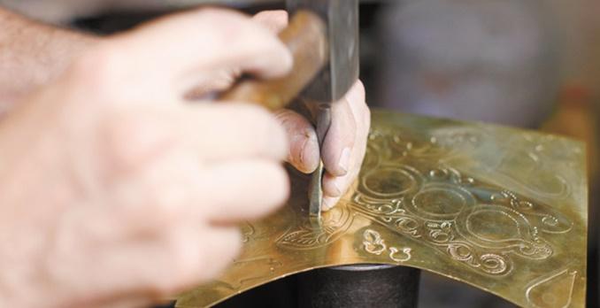 Près de 405.000 employés dans le secteur de l'artisanat à fort contenu culturel